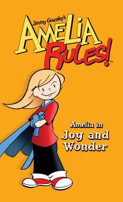 Amelia in joy and wonder
