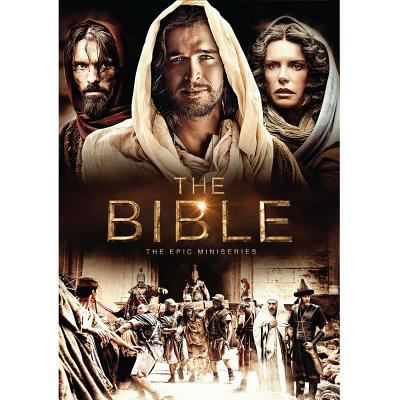 The Bible : the epic miniseries