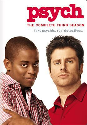 Psych. The complete third season
