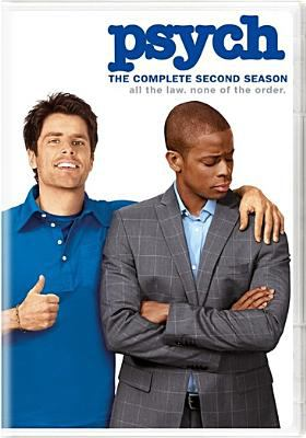 Psych. The complete second season [videorecording] / Universal Cable Productions.