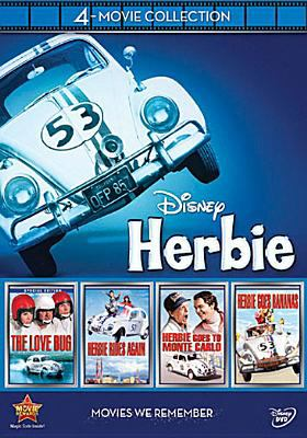 Herbie 4 movie collection