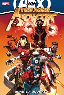 The new Avengers. [vol. 4] / Brian Michael Bendis, writer ; Mike Deodato, Will Conrad (#24-25), artists ; Rain Beredo, color artist ; VC's Joe Caramagna, letterer.