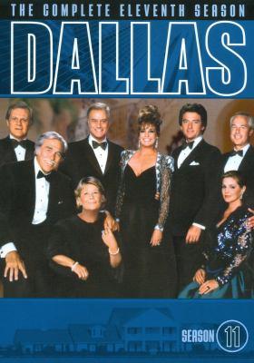 Dallas. The complete eleventh season
