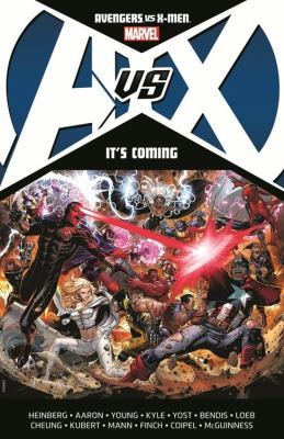 Avengers vs. X-Men. It's coming