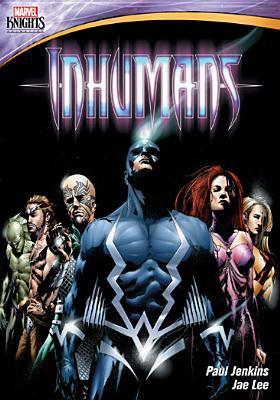 Marvel knights. Inhumans