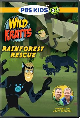 Wild Kratts. Rainforest rescue