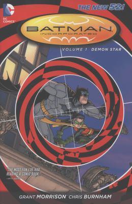 Batman Incorporated. Volume 1, Demon Star