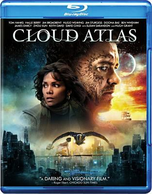 Cloud atlas [videorecording] / Warner Bros. Pictures presents ; a Cloud Atlas/X Filme Creative Pool/Anarchos production ; written for the screen and directed by Lana Wachowski & Tom Tykwer & Andy Wachowski ; produced by Grant Hill ... [et al.].