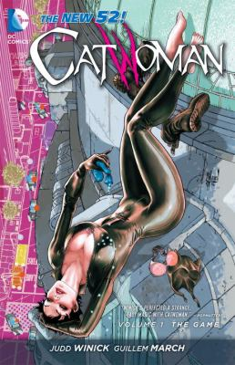 Catwoman. Volume 1, The game