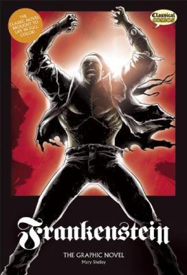 Frankenstein : the graphic novel : original text version