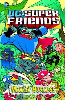 DC Super Friends : monkey business