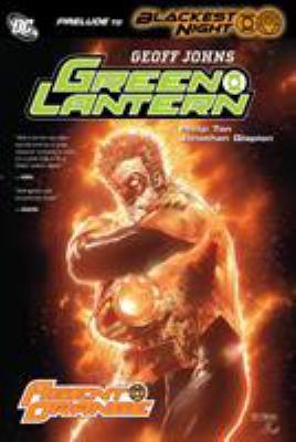 Green Lantern : Agent Orange