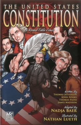 The United States Constitution : a round table comic