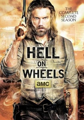 Hell on wheels. The complete second season