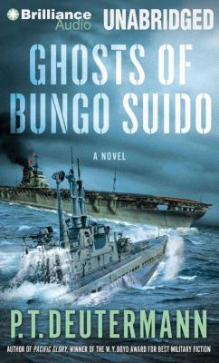 The ghosts of Bungo Suido a novel