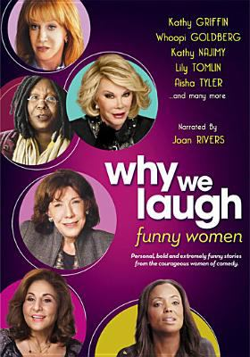 Why we laugh funny women