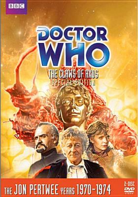 Doctor Who. The claws of Axos