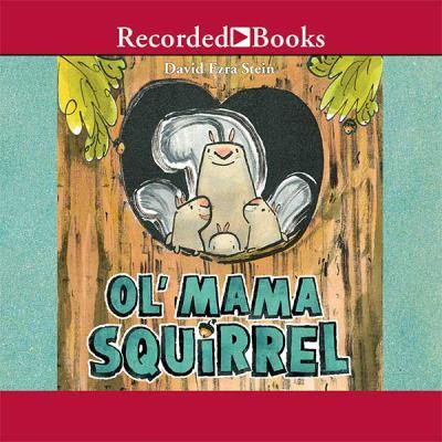Ol' mama squirrel