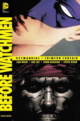 Before Watchmen : Ozymandias/Crimson Corsair