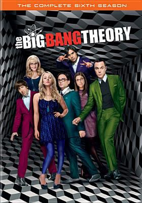 The big bang theory. The complete sixth season