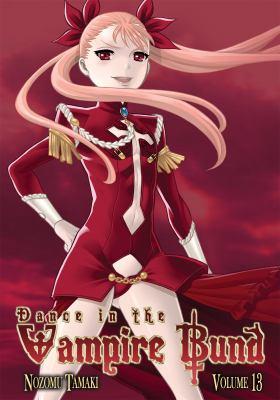 Dance in the Vampire Bund. Volume 13