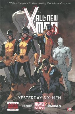 All-new X-Men. Yesterday's X-Men