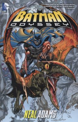 Batman : Odyssey / Neal Adams, story and art.