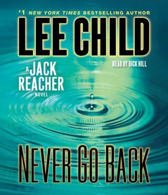 Never go back a Jack Reacher novel