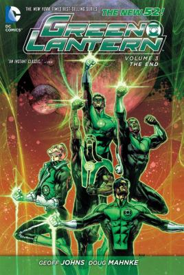 Green Lantern. Volume 3, The end