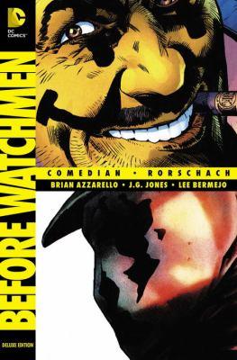 Before Watchmen : Comedian/Rorschach