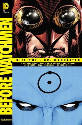 Before Watchmen : Nite Owl/Dr. Manhattan