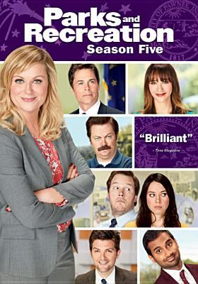 Parks and recreation. Season five