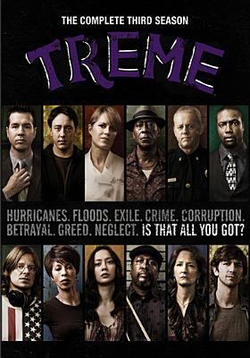 Treme. The complete third season