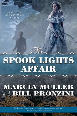 The Spook Lights Affair : a Carpenter and Quincannon mystery