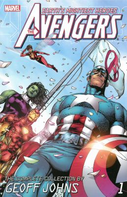 The Avengers : Earth's mightiest heroes : the complete collection. [1]