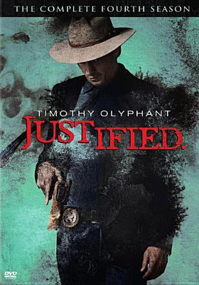 Justified. The complete fourth season