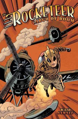 The Rocketeer : Cargo of doom