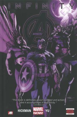 Avengers. [volume 4] Infinity