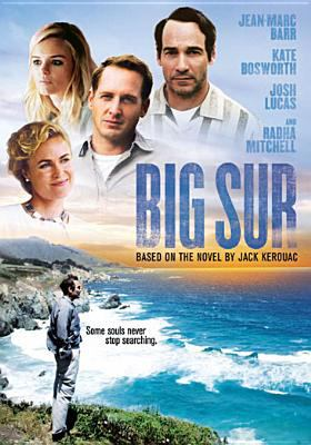 Big Sur / 3311 Productions presents a Michael Polish Picture screenplay and directed by Michael Polish ; produced by Orian Williams, Ross Jacobson, Adam Kassen, Michael Polish ; based on the book by Jack Kerouac.