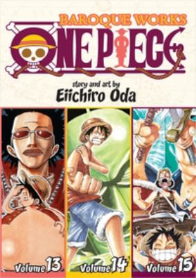 One piece. Vol. 13-14-15