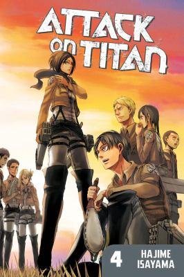 Attack on Titan. 4