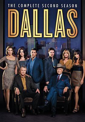 Dallas. The complete second season