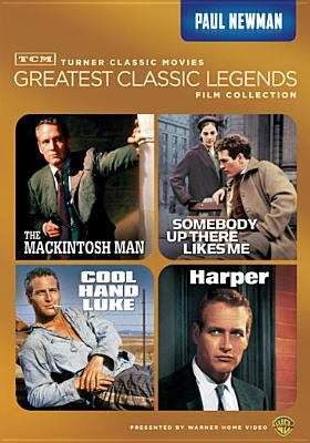 Turner Classic Movies greatest classic legends film collection. Paul Newman
