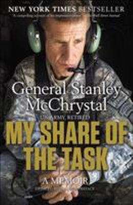 My share of the task : a memoir