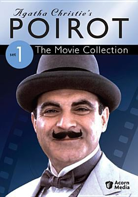 Poirot : the movie collection. Set 1