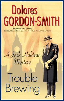 Trouble brewing : a Jack Haldean mystery