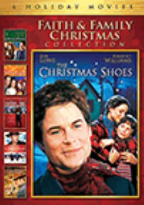 Faith & family Christmas collection 6 holiday movies.