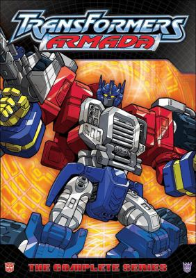 Transformers armada. the complete series
