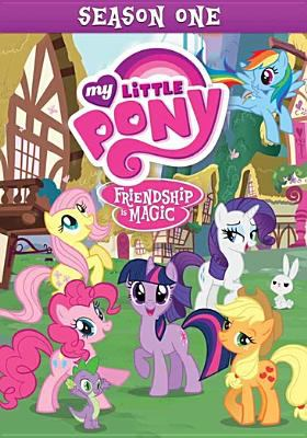 My little pony, friendship is magic. Season one