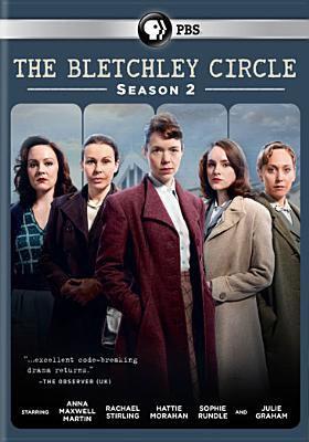 The Bletchley circle. Season 2.